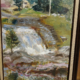 Sally Casler | Forestport Dam | Medium: Oil | $150.00