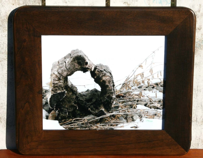 Terry Potoczny | The Log | Framed 8X10 print is $35