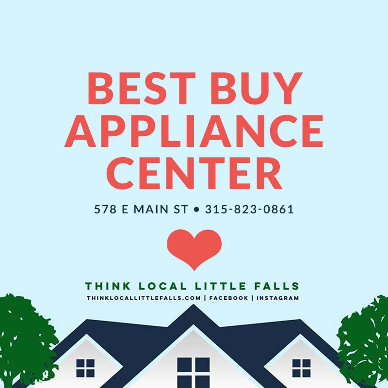 Best Buy Appliance Center Little Falls NY