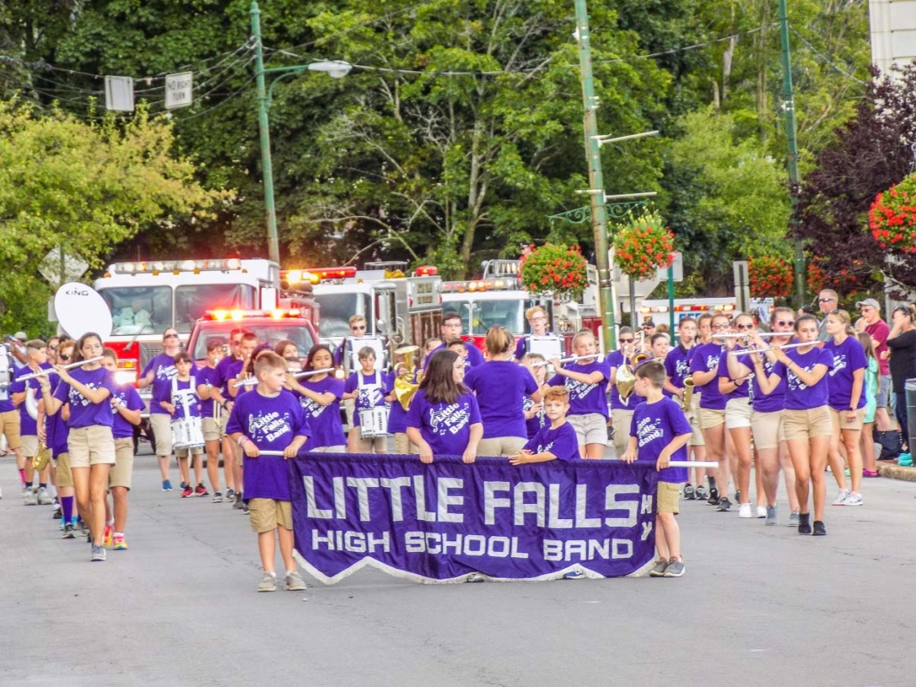 Wanda Sewell | Remembering Canal Days in Little Falls