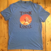 Men's T-shirts at Think Local Little Falls