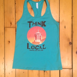 Women's tank top | Think Local Little Falls